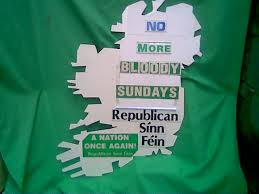 'Bloody Sunday' picket to be held at the GPO, Dublin, on Saturday 25th January 2014, at 12 Noon.