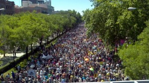J19 - People of Europe are RISING UP (Madrid is allready filling up)