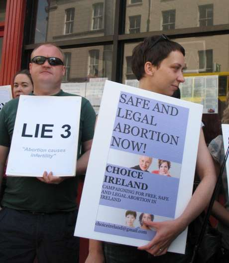 16 Billion euros between 2007-2008 and the woman cannot say abortion.