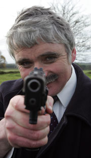 An Indymedia Ireland favourite photo & one of our most succesful horizontal media memes : the little government willy.