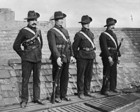 Soldiers of the Irish Citizens Army