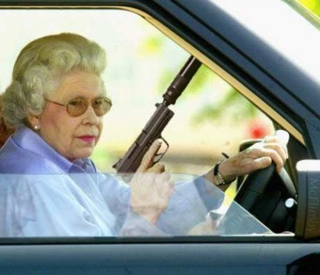 This lady was seen cruising John Rogerson's Quay today....