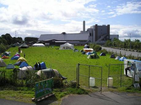Stop the peat-fired powerstation now ! !