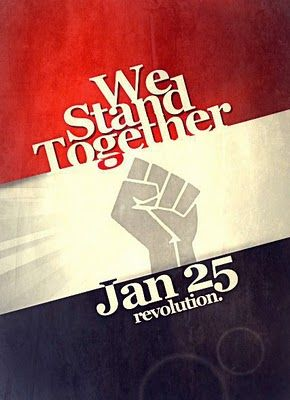 We Stand Together - Jan 25 Revolution