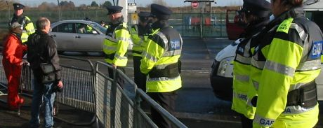 Gardai refuse to search US warplane 9 Jan 2011