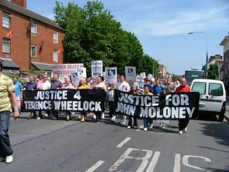 March Starts From Sean McDermott Street