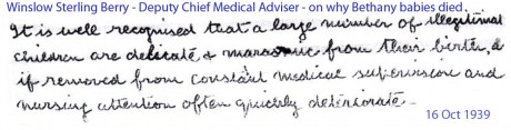 Deputy Chief Medical Adviser, a state official, reveals state prejudice, ignores neglect and death