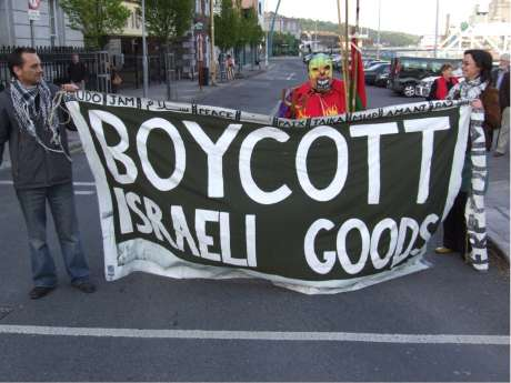 Boycott Israel - Cork solidarity for Palestine