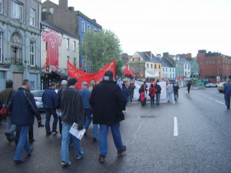 March at Parnell Place