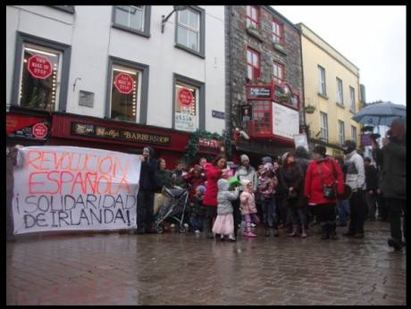 GALWAY EVENT: True Democracy Now - Solidarity with the #SpanishRevolution