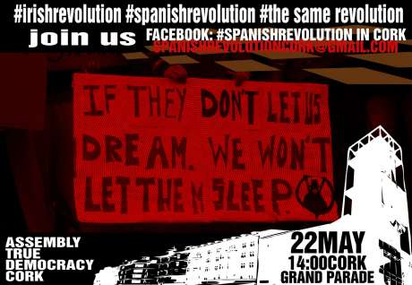 M22 second day of revolutionary action happens today in the PEOPLES REPUBLIC OF CORK