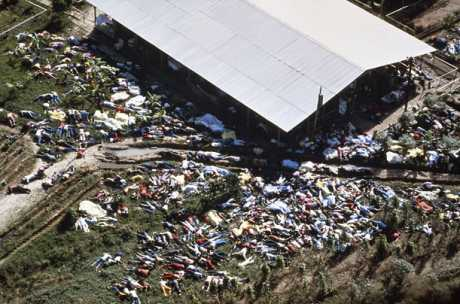 Jonestown: coming to Knock?