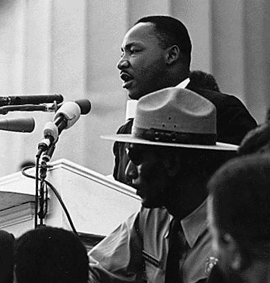 Martin Luther King Jnr on the role of and need for REVOLUTION in the United States